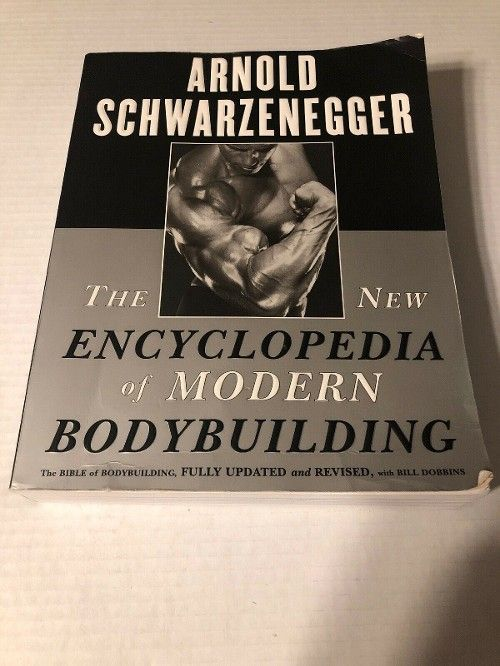 4 25 The New Encyclopedia Of Modern Bodybuilding Arnold Schwarzenegger 30off College References Education Schwarzenegger Arnold Schwarzenegger Arnold