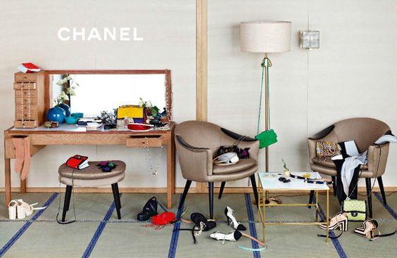Chanel Primavera/Verano 2013