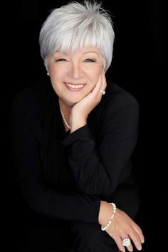 32.Pixie Haircuts for Older Ladies