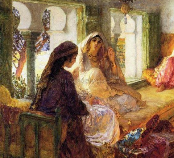 El harén  y la sexualidad en el Al-Andalus 464b160db7ed17837ba4b1a8ae9d2fad
