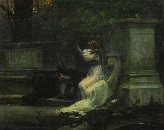 Lionello Balestrieri ~ The Kiss