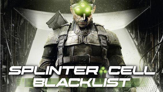 Splinter Cell Blacklist keygen (Xbox 360, PS3, Steam)