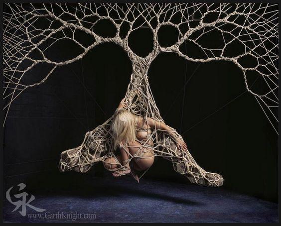 Garth Knight Shibari Art | knots | Pinterest | Knight and Art
