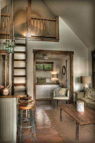 Cute Farmhouse Interiors