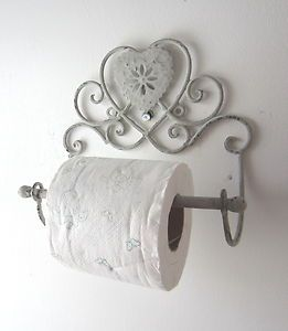 Toilets vintage and vintage shabby chic on pinterest for Commode style shabby