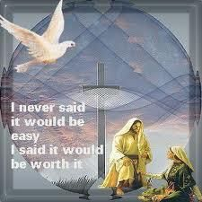 I look forward to the day when I will be with Jesus!!!