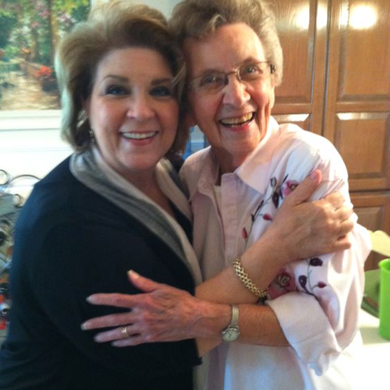 Carol Allen and Elizabeth Young. I am so lucky to have found them.