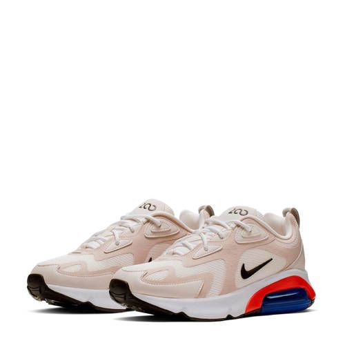 Nike Air Max 200 sneakers beige/multi - Nike air, Nike air ...