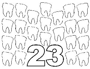 timmy the tooth coloring pages - photo#4
