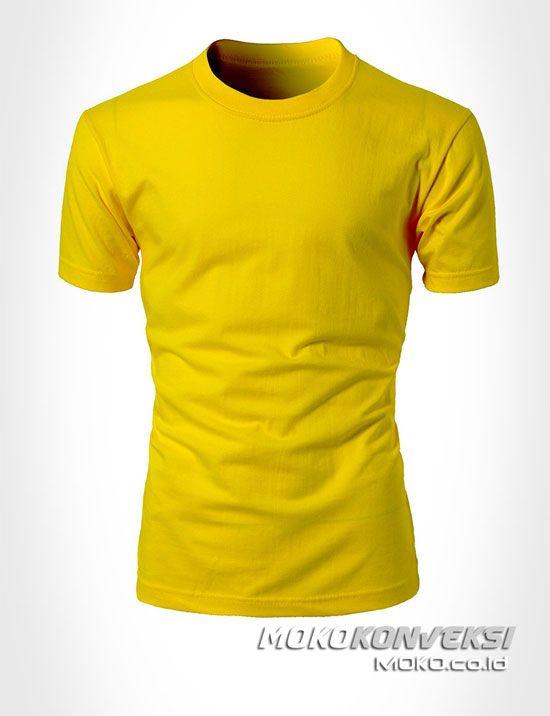 9900 Ide Desain Kaos Polos Warna Kuning HD Download Gratis