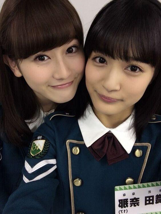欅坂46 守屋茜 織田奈那 Keyakizaka46 Moriya Akane Oda Nana