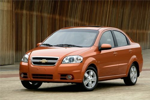 Chevrolet Aveo 2009 Owners Manual Chevrolet Aveo Chevrolet