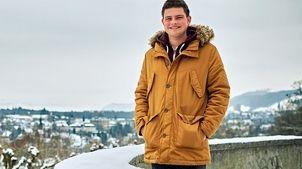 Till Ruprecht ist 16 und interessiert sich vor allem für eines: das Posaunespielen. Vor einer unsicheren Zukunft als Künstler fürchtet er sich nicht.