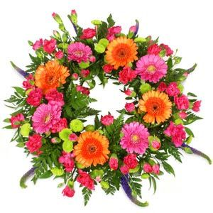 Wreaths | Funeral Flowers | Sympathy Flowers: