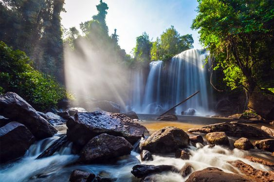 Phnom Kulen National Park | Phnom Kulen National Park near Siem Reap - Siem Reap…