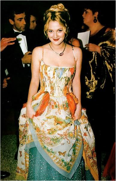 I'd still wear this dress even though it was from like 1999. So beautiful.