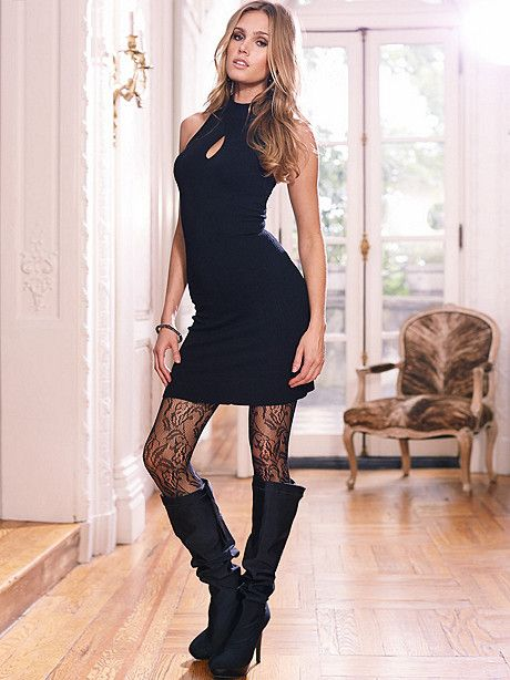 FLORAL LACE PANTYHOSE - #Fredericks of #Hollywood | Sexy and I ...