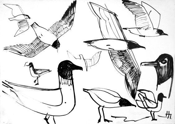 Seagalls (nadjaha drawing)