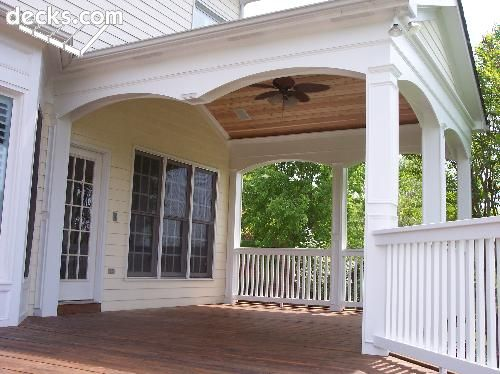 Covered Deck I 39 D Love To Add A Roof Over Ours