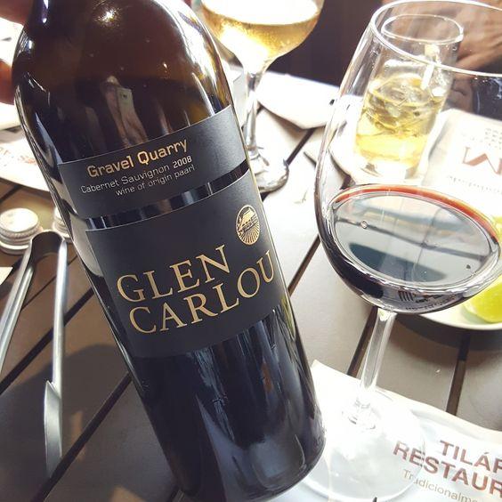 Rượu Vang Glen Carlou Gravel Quarry