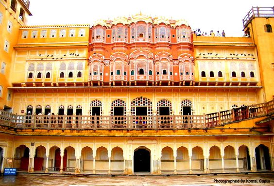 Jaipur Shopping Spree with our latest blog @ http://www.utsavpedia.com/ethnicalley/jaipur-pink-palette/