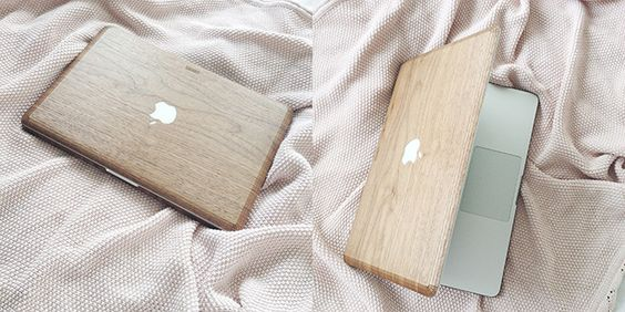 walnut-wood-macbook-cover | Lotte Manou | lifestyle blog en fotografie