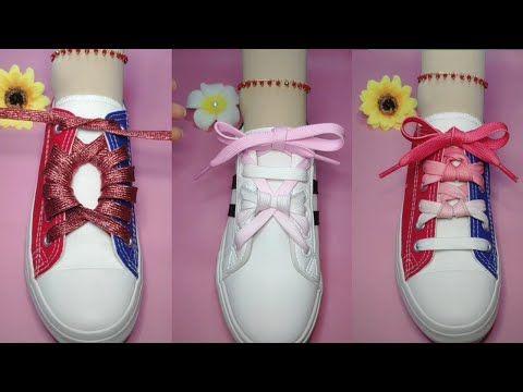 Tutorial Memasang Tali Sepatu Unik Keren Cara Pasang Tali