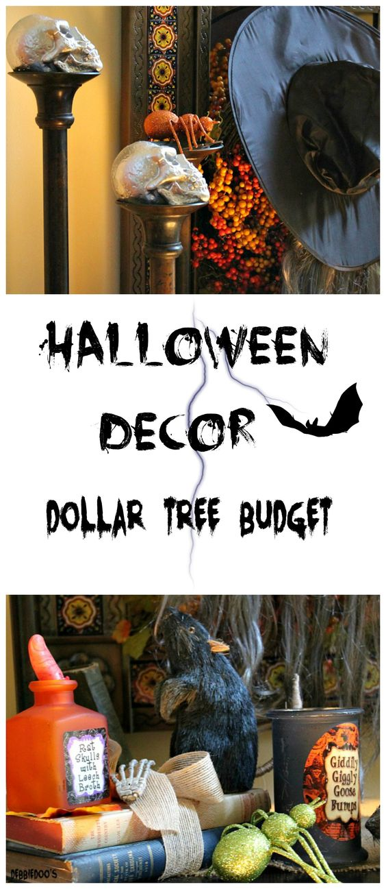 Halloween Vignettes Home Decor Home And Inspiration