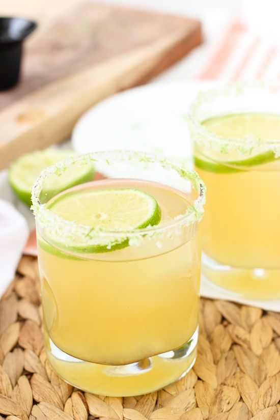 Shandy Beergarita - light, fruity, and perfect for Cinco de Mayo! | mysequinedlife.com: