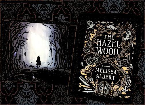 The Hazel Wood Bookstagram pic