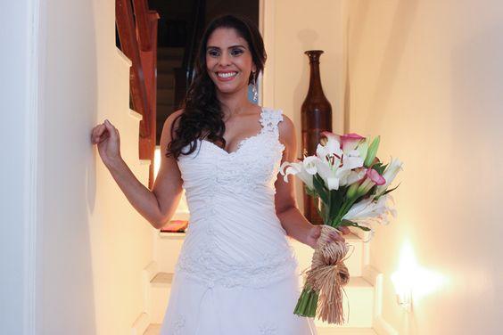 Noiva. Casamento. Fotografia de casamento. Bouquet.