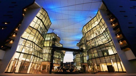 Viện Nghệ Thuật Đương Đại Singapore thành lập năm 1984