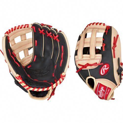 Rawlings Youth Select Pro Lite Bryce Harper 12 In Baseball Glove Left Handed Red Light Baseball Equipment Baseball Glove Youth Baseball Gloves Baseball Mitt
