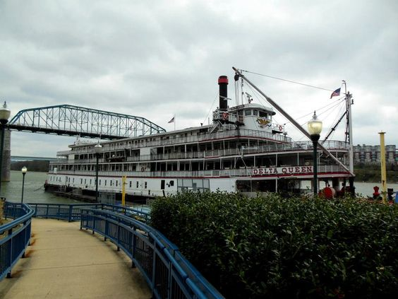 Staying in Chattanooga? Take the opportunity to sleep on the Delta Queen Riverboat