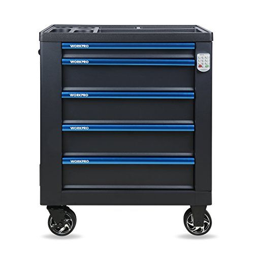 Workpro Tool Chest Cabinet Rolling Tool Storage Organizer 5