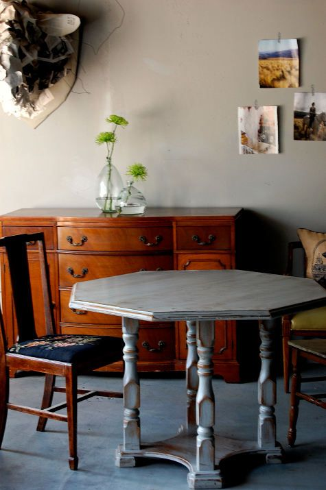 Simple How To White Wash Antique Your Furniture