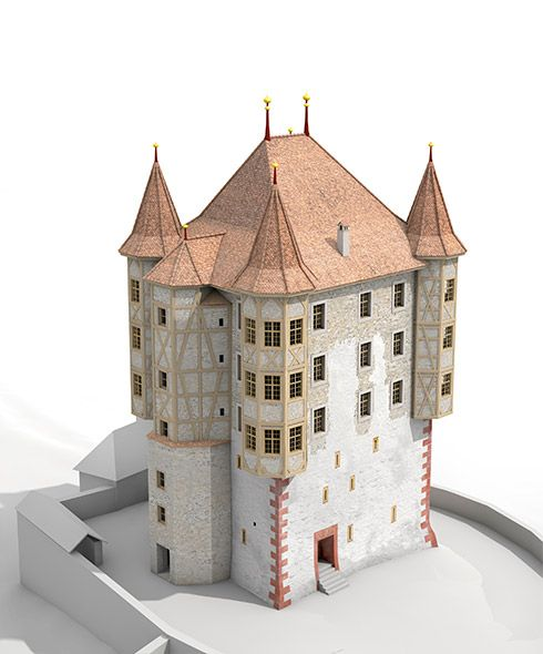 Schloss Heidegg Burgen Und Schlosser Festungen Ritterburg