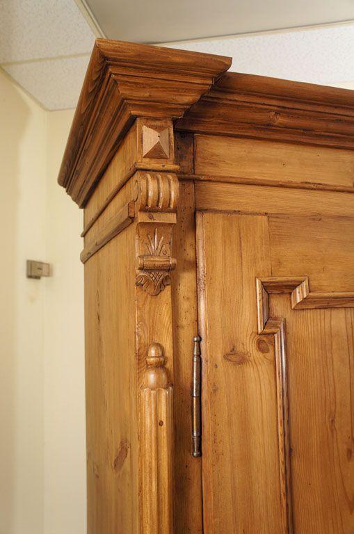 pine armoire antique english pine armoire
