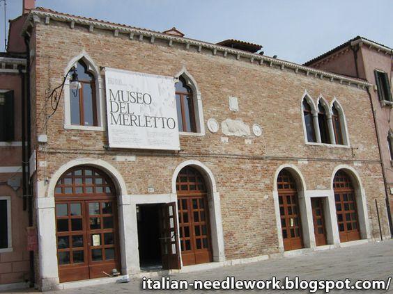burano lace museum - Google Search: