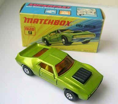 My FAVORITE matchbox car...same color I had...