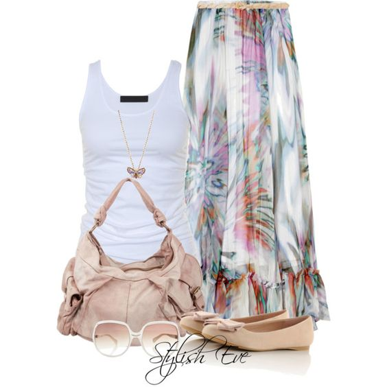 Noha, created by stylisheve on Polyvore
