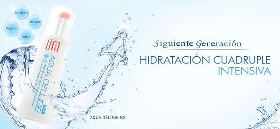 UNT Skincare | Suero | AQUA DÉLUGE REPLENISH | Suero hidratante ligero libre de grasa