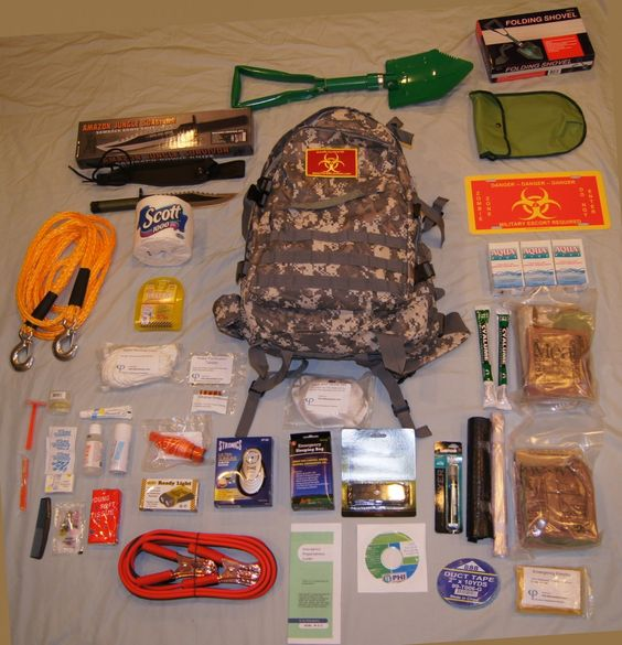 Zombie attack, Survival gear and Survival on Pinterest