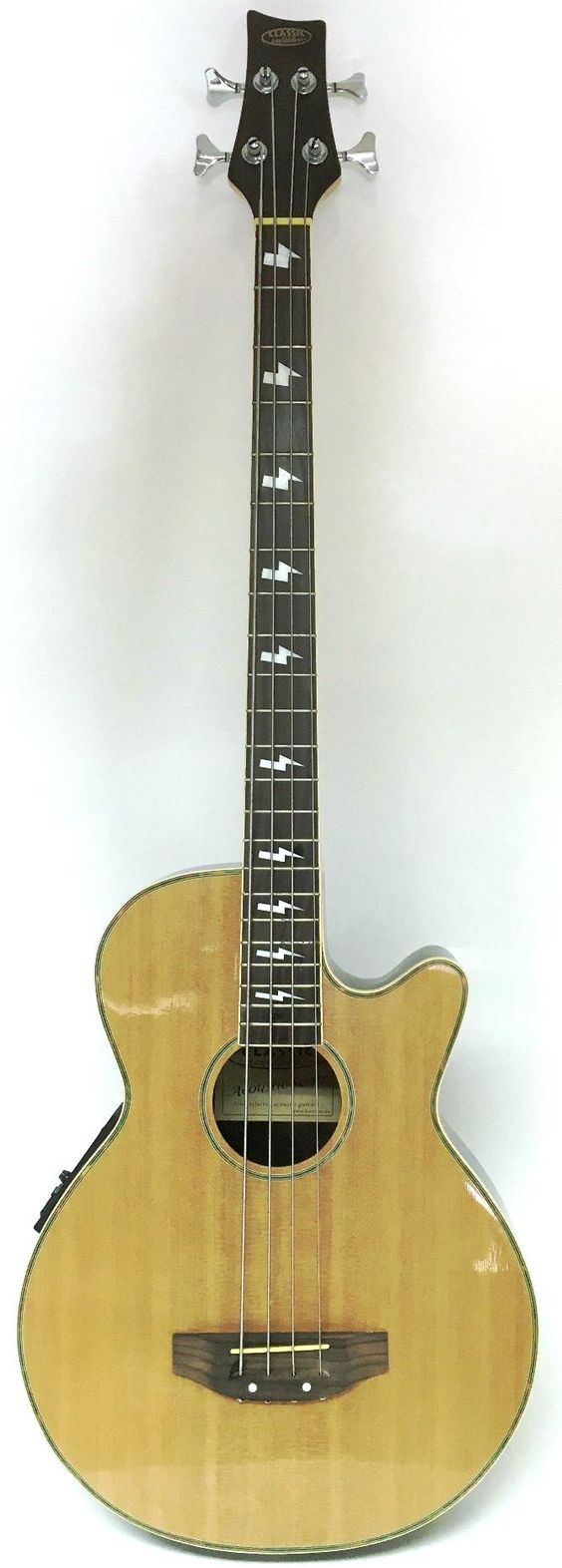 classic cantabile acoustic bass at Ukulele Corner