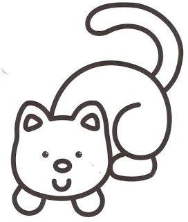 Desenhos De Animais Fofos Para Colorir Pintar Imprimir Desenhos De Animais Fofos Desenhos Animados Para Pintar Desenhos