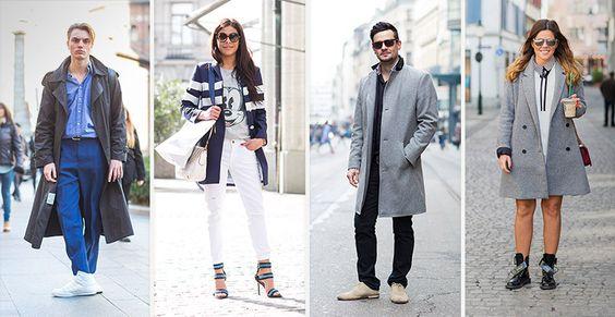 Ummantelt, meine Favoriten. Mach auch mit am UBS Style Battle und gewinne Tickets zur H&M Shopping Night!