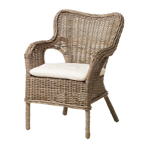 byholma gray chair