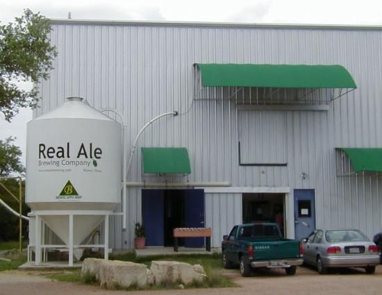 """Real Ale Brewing Company - Blanco Texas. A strong German heritage in the """"Lone Star State"""" creates a utopia for the bier  connoisseur!"""