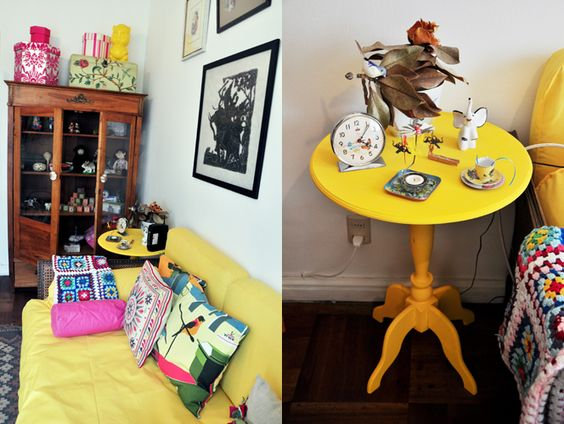yellow: Yellow Lust, Primary School, My Future, Future Home, Wine Table, Deco Living, Emilia ́S