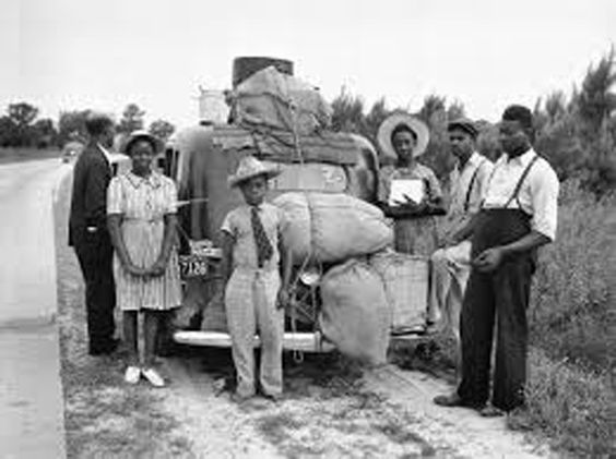 The Move That Changed The Nation: Largest Internal Migration In The History Of United States -  The Great Migration was the mass movement of about five million southern blacks to the north and west between 1915 and 1960.  During the initial wave the majority of migrants moved to major northern cities such as Chicago, Illiniois, Detroit, Michigan, Pittsburgh, Pennsylvania, and New York, New Yor: